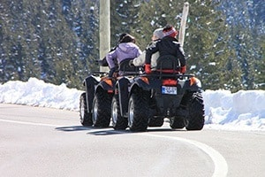 Choosing ATV for family