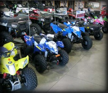 Choosing kids ATV