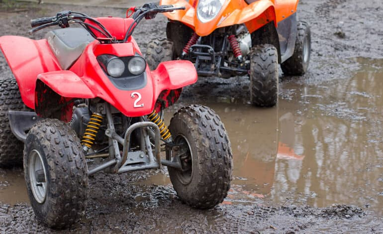 5 Best Gas-Powered ATV for Kids [2019 Review] - Youth Four
