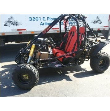 New High End Go Kart 150cc Automatic with Reverse