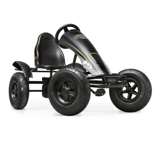 Black Edition Pedal Go-Kart