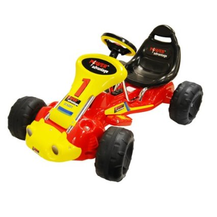 Power Advantage Rechargeable Childrens Go-Kart