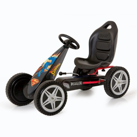 Superman Go Kart