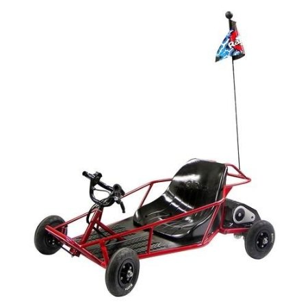 The Razor Dune Electric Dune Buggy Makes a Great Kids Go Kart Kit