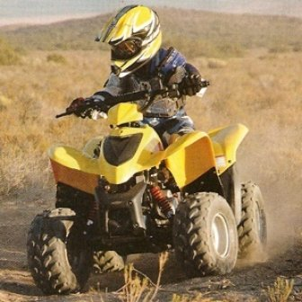 Kids Four-wheeler Helmet