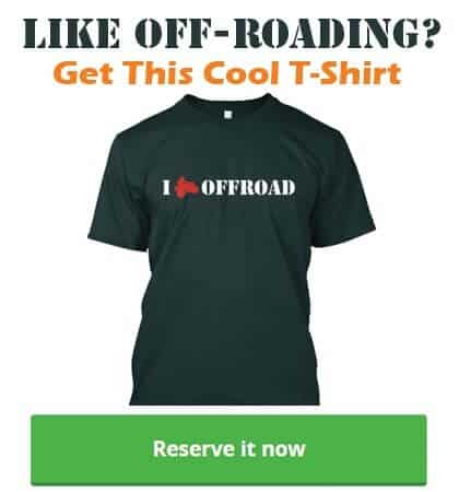 Off-road T-Shirt