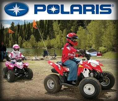 Polaris youth ATV