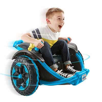 Power Wheels Wild Thing Blue