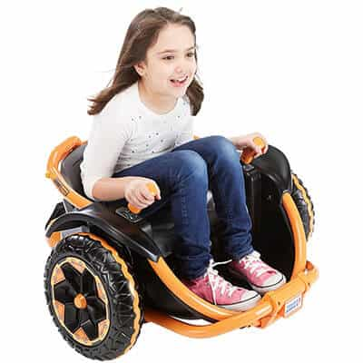 Power Wheels Wild Thing Orange