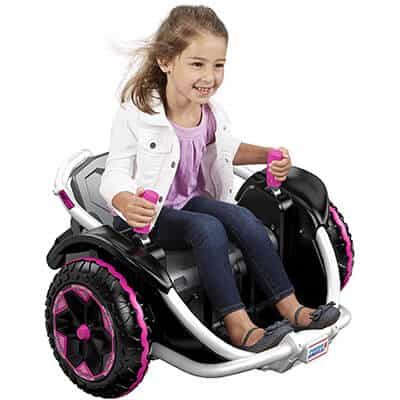 Power Wheels Wild Thing Pink