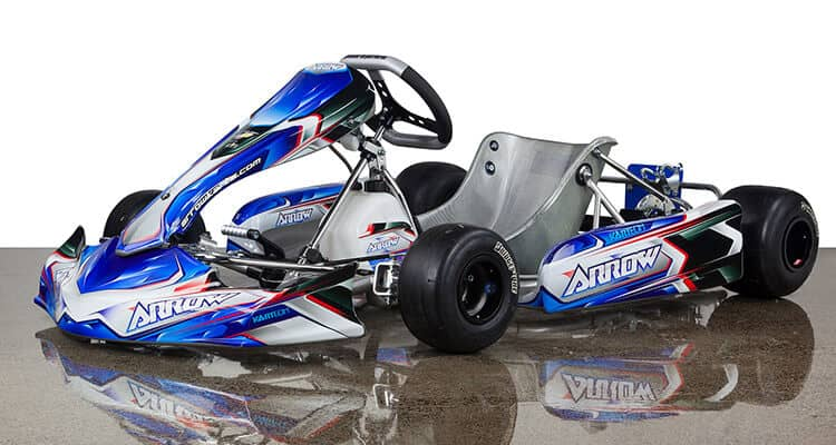 New professional go-kart