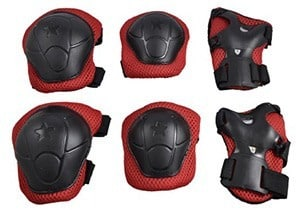 Safety pads for kids