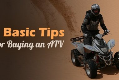 7 Basic Tips For Buying an ATV