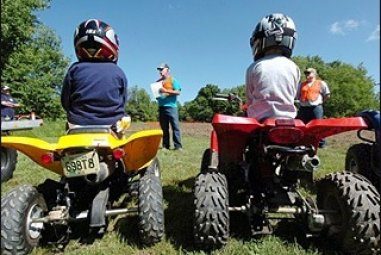 Four-Wheeler for Kids Riding Safety Guide
