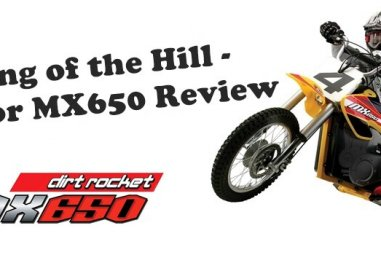 Razor MX650 Kids Motocross Bike Review