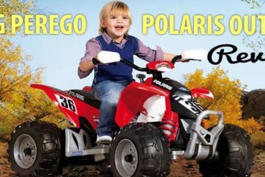 Peg Perego Polaris Outlaw Review
