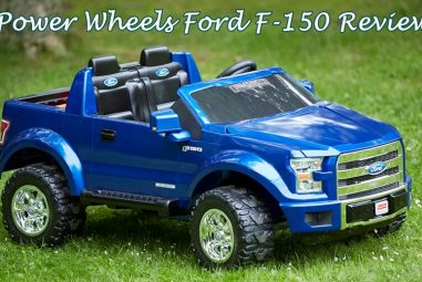 Power Wheels Ford F-150 Review