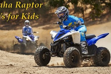 Yamaha Raptor ATVs for Kids
