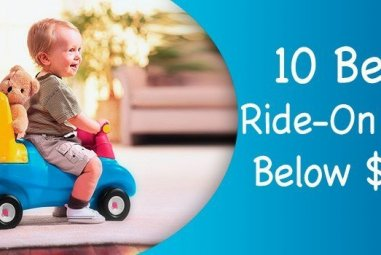 10 Best Ride-On Toys Below $150