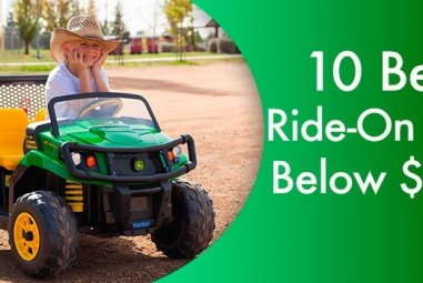 10 Best Kids Ride-On Toys Below $300