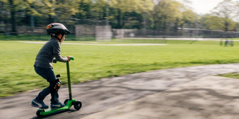 Safety Tips and Gear for Kids Scooting