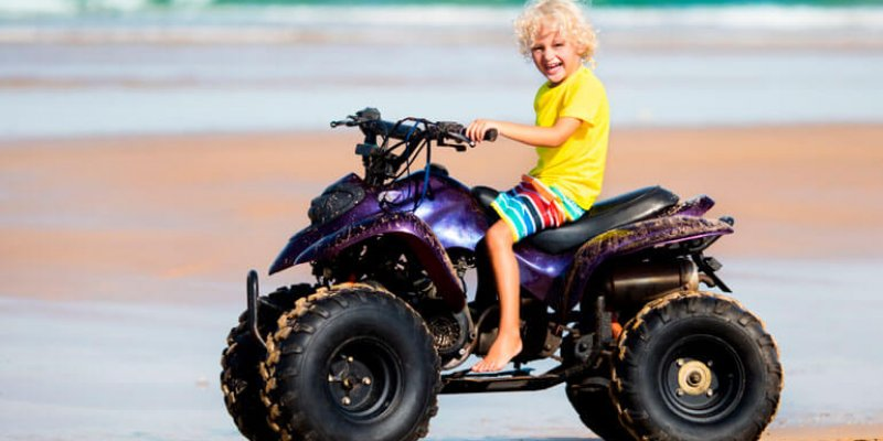 Best 4-Wheeler for 10 Year Old Kids