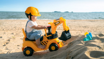 5 Best Ride On Digger Toys for Kids Review