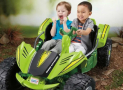 An Honest Review of the Power Wheels Dune Racer Extreme