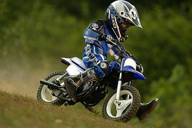 Kids' Four-Wheelers vs. Dirt Bikes For Kids