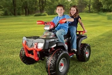 When Is The Time To Buy Your Child an Electric ATV?