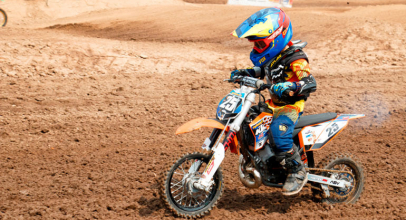 Toddlers Motocross Gear
