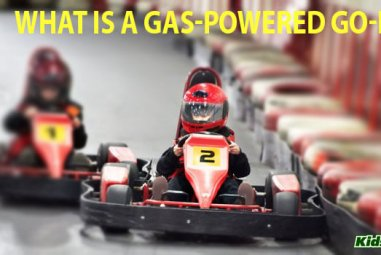 What is a Gas-Powered Go-Kart?