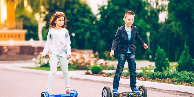 Razor Hovertrax – the Most Desirable Self-Balancing Scooter for Kids