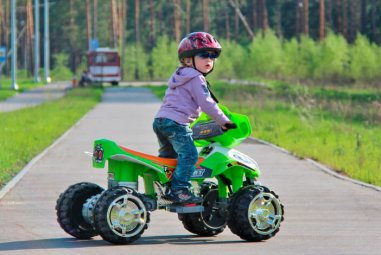 7 Questions Parents Have about Kids ATVs