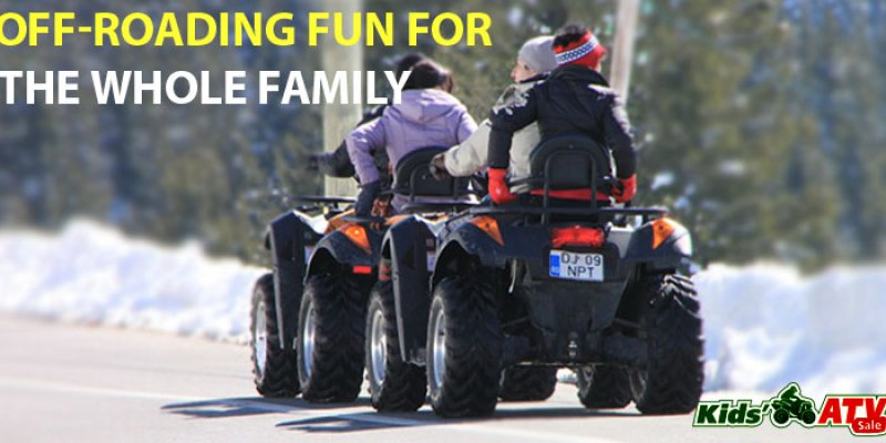Off-Roading Fun for the Whole Family