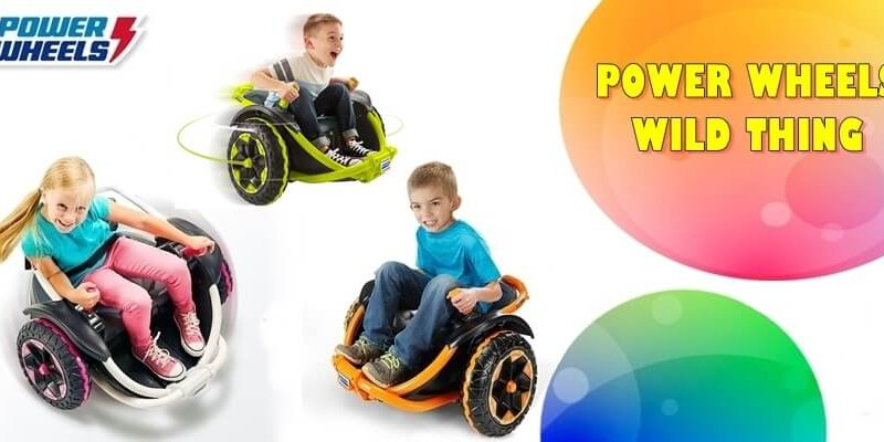 Power Wheels Wild Thing Review