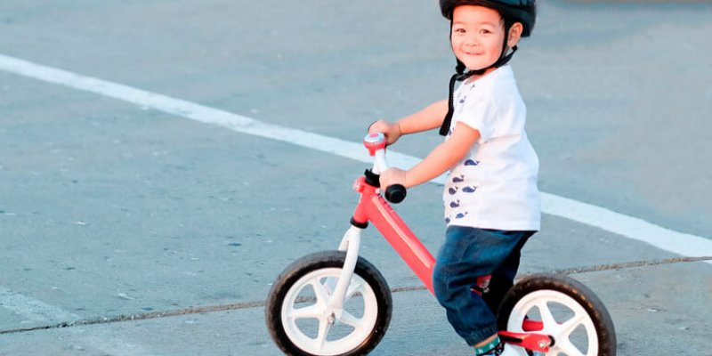 First Ride on a Balance Bike: What You Need to Know