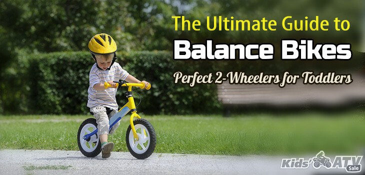 The Ultimate Guide to Balance Bike for Toddlers