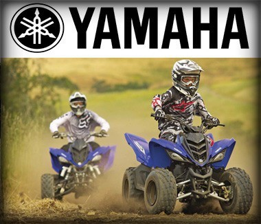Yamaha kids ATV